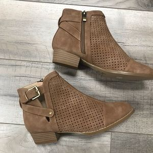 DISCOUNTED TODAY ONLY Tawny Bootie
